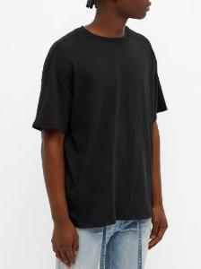 "FOG - Camiseta Essentials ""Preto"" -NOVO-"