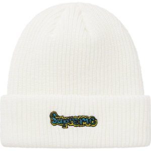 """ENCOMENDA - SUPREME - Touca Gonz Logo SS21 """"Branco"""" -NOVO-"""