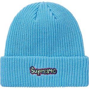 """ENCOMENDA - SUPREME - Touca Gonz Logo SS21 """"Azul"""" -NOVO-"""