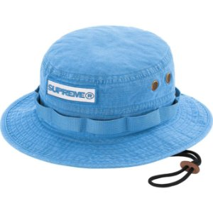 "ENCOMENDA - SUPREME - Chapéu Bucket Reflective Patch ""Azul"" -NOVO-"