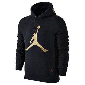 """Nike Air Jordan - Moletom OVO """"Black"""""""