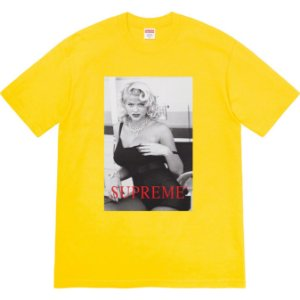 "ENCOMENDA - SUPREME - Camiseta Anna Nicole Smith ""Amarelo"" -NOVO-"