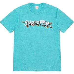 "ENCOMENDA - SUPREME - Camiseta Apes ""Azul Claro"" -NOVO-"