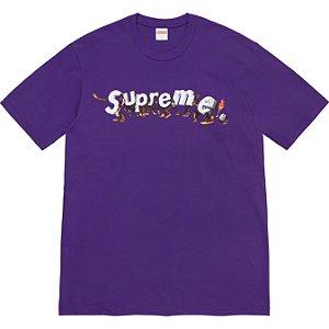 "ENCOMENDA - SUPREME - Camiseta Apes ""Preto"" -NOVO-"