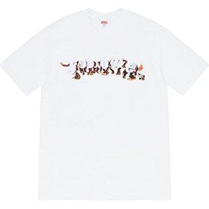 "ENCOMENDA - SUPREME - Camiseta Apes ""Branco"" -NOVO-"