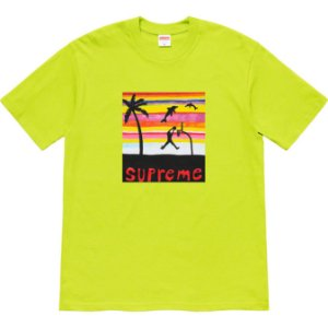 "ENCOMENDA - SUPREME - Camiseta Dunk ""Verde"" -NOVO-"