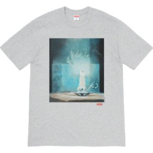 """ENCOMENDA - SUPREME - Camiseta Fuck """"Cinza"""" -NOVO-"""