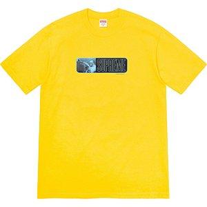 """ENCOMENDA - SUPREME - Camiseta Miles Davis """"Amarelo"""" -NOVO-"""