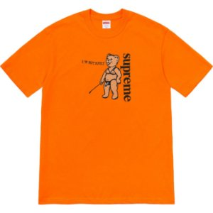 "ENCOMENDA - SUPREME - Camiseta Not Sorry ""Laranja"" -NOVO-"