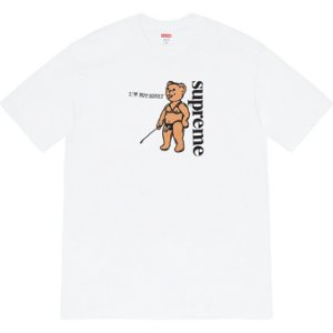 "ENCOMENDA - SUPREME - Camiseta Not Sorry ""Branco"" -NOVO-"