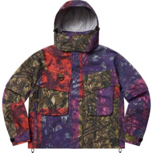 "ENCOMENDA - SUPREME x SOUTH2 WEST8 - Jaqueta River Trek ""Multi"" -NOVO-"