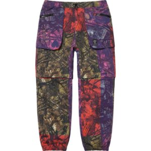 "ENCOMENDA - SUPREME x SOUTH2 WEST8 - Calça River Trek ""Multi"" -NOVO-"
