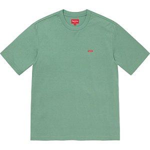 "ENCOMENDA - SUPREME - Camiseta Small Box ""Verde"" -NOVO-"