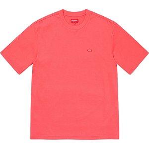 """ENCOMENDA - SUPREME - Camiseta Small Box """"Coral"""" -NOVO-"""