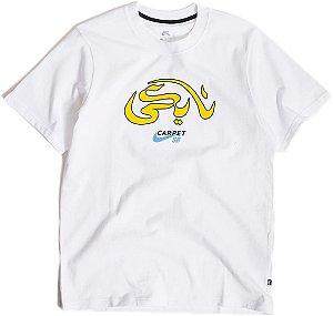 "!NIKE x CARPET COMPANY - Camiseta SB ""Branco"" -NOVO-"
