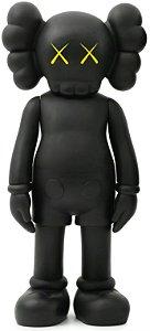 "!KAWS - Boneco Companion Open Edition Vinyl Figure ""Preto"""