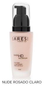 Base HD - Nude Rosa Claro 35ml