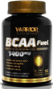BCAA Fuel 1400 mg 90 Caps - Ekobé