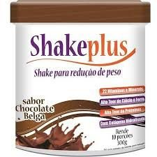 Shake Plus Chocolate Belga 300 grs- Duom