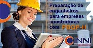 Preparação de engenheiros para o PBQP-H