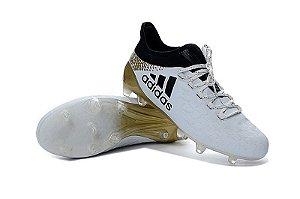 ADIDAS X 16.1 FG - PRETO VERMELHO - Difora Sports 4d66f42c9fac1