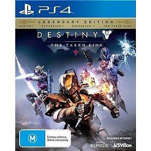 Destiny: The Taken King - PS4 - Legendary Edition