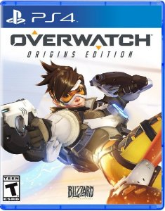 Jogo OVERWATCH - Playstation 4 - Play 4 - PS4 / FPS - Pré-venda