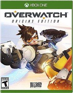 Jogo OVERWATCH - Xbox One - XONE / FPS