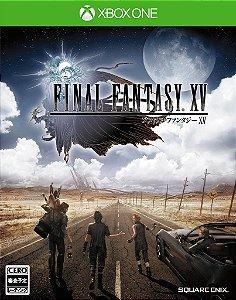 Jogo Final Fantasy XV - Xbox One - XONE / RPG - Pré-venda