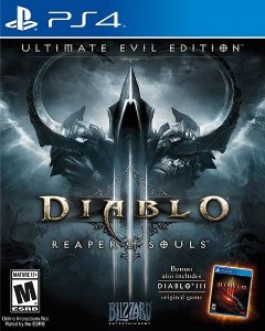 Jogo Diablo 3 Reaper of Souls: Ultimate Evil Edition - Playstation 4 - PLAY 4 - PS4 / MMO