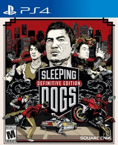 JOGO Sleeping Dogs - Playstation 4 - PLAY 4 - PS4 / Mundo aberto