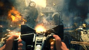 JOGO Wolfenstein The New Order - Playstation 4 - PLAY 4 - PS4 / FPS