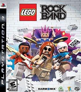 Jogo Lego Rockband - Música - PS3 - Usado