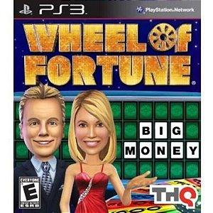 JOGO Wheel of Fortune - PS3 - Roleta
