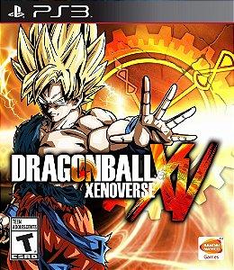 JOGO Dragonball Xenoverse PS3 - Luta