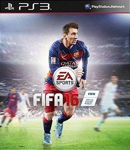 JOGO Fifa 16 - PS3 - Futebol