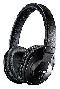 Fone de Ouvido Philips SHB7150FB/00 sem fio Bluetooth Preto
