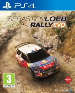 JOGO Sébastien Loeb Rally Evo - PS4 - PLAY 4 - PLAYSTATION 4 / Corrida