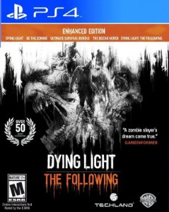 Jogo Dying Light: Enhanced Edition - PS4 - PLAY 4 - PLAYSTATION 4
