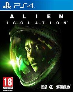 Jogo Alien Isolation Nostrodomo Edition - PS4 - PLAY 4 - PLAYSTATION 4