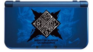 Console Nintendo 3DS XL Monster Hunter Generation Edition