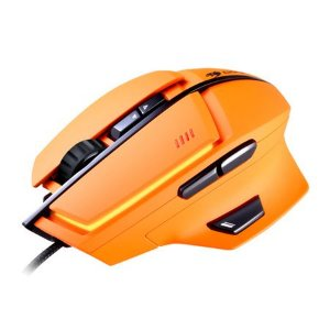 Mouse Gamer Cougar 600M Orange