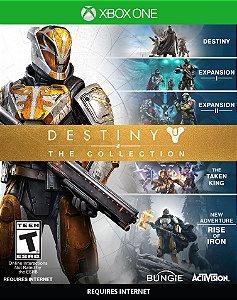 Jogo Destiny Coletânea - Xbox One