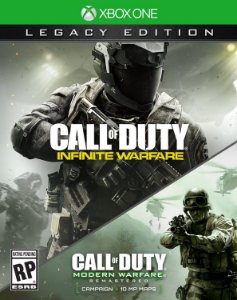 Game Call of Duty: Infinite Warfare Legacy Edition Xbox One  - COD  - Xbox one