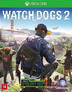 Jogo Watch Dogs 2 - XBOX ONE - XONE / PRÉ-VENDA