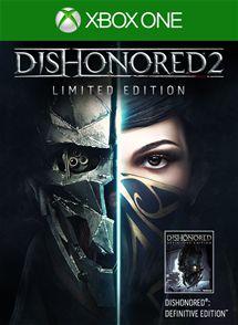 Jogo Dishonored 2 - Xbox One - XONE / PRÉ-VENDA