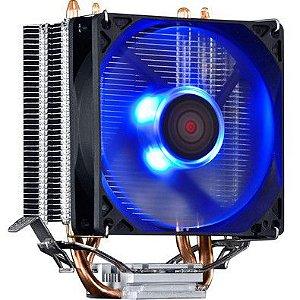 Cooler para Processador PcYes Zero K Z2 92mm AMD/Intel Led Azul ACZK292LDA