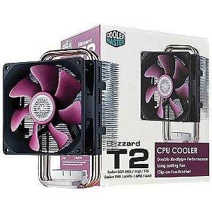 Cooler para Processador CoolerMaster Blizzard T2 AMD/Intel RR-T2-22FP-R1