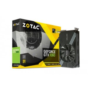 PLACA DE VIDEO ZOTAC GEFORCE GTX 1060 3GB DDR5 192 BITS - ZT-P10610A-10L