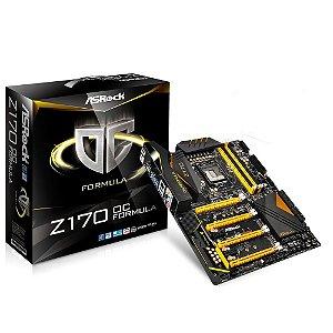 Placa-Mãe ASRock p/ Intel LGA 1151 ATX Z170 OC Formula, USB 3.1, 4xDDR4, SLI/CrossFire